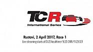 TCR Gürcistan - 1. Yarış