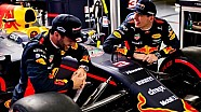 Red Bull Racing. los protagonistas 2017