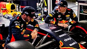 Formel 1 2017: Red Bull Racing in Australien