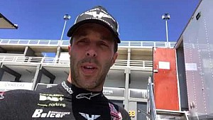 Anthony Kumpen Valencia Pre-race clip