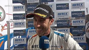 Interview Esteban Guerrieri wins the opening race in Marrakech