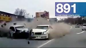 Otomobil Kazaları 891 - Nisan 2017