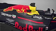 Red Bull RB13 – 3D analiz