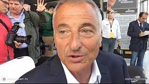 Riccardo Patrese ricorda Ayrton Senna