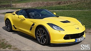 The new Corvette Grand Sport is a serious sportscar!