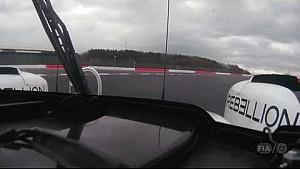 6h Silverstone: Onboard im LMP2-Auto