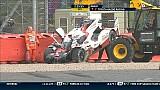 Forte acidente com o Toyota #7 nas 6 Horas de Silverstone