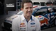 Driver profile Sébastien Ogier