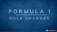 Зміна правил гри у Формулі 1