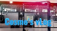 Cosmo's vLog #7 - Team TGM shop tour