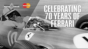 FOS celebrates 70 glorious years of Ferrari