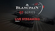 Blancpain GT Series - Endurance cup - Monza 2017 - Free practice - French