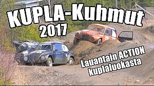 Kupla-Kuhmut 2017 - Lauantain action kuplaluokasta