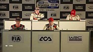Rally Argentina 2017: Pre-event press conference