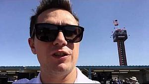 Михаил Алешин о гонке в Финиксе