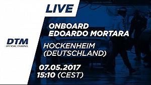 Edoardo Mortara (Mercedes-AMG C63 DTM) - Araç Üstü 2. Yarış - DTM Hockenheim 2017