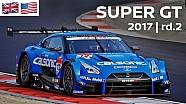 Canlı: 2017 SUPER GT - 2. Yarış - Fuji
