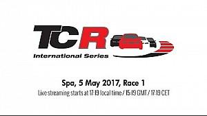 Наживо: перша гонка TCR в Спа