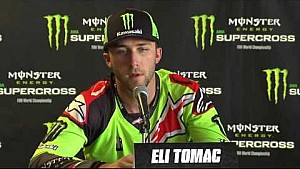 450SX Friday Press Conference - Las Vegas - Race Day LIVE - 2017