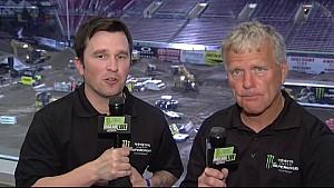 Official post race show - Las Vegas - Race day live - 2017