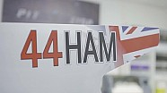 بالفيديو: العمل وراء وضع أسماء وأرقام السائقين على سيارة مرسيدس
