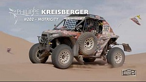 Race summary - Afriquia Merzouga Rally 2017
