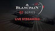Sıralama turları - Blancpain Gt series - Silverstone 2017