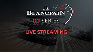 Pre- Qualifying - Blancpain Gt series - Silverstone 2017
