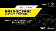 Lamborghini Super Trofeo Europe 2017, Silverstone - Live streaming race 2
