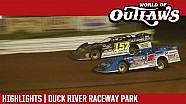 World of Outlaws Craftsman late models Duck River Raceway park May 14, 2017 | Highlights