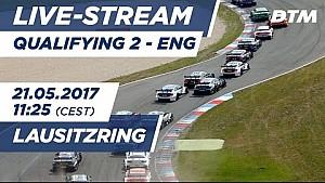 DTM Lausitzring 2017 - 2. Yarış sıralama turları