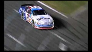 Salute to an All-Star - Mark Martin scores a Throwback win in '05 All-Star Race