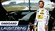 DTM Lausitzring 2017 - Timo Glock (BMW M4 DTM) - Re-Live onboard (Race 2)