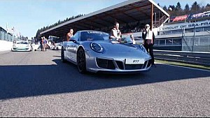 Impressions from the GT3 Cup Challenge Benelux at the FIA WEC Spa-Francorchamps