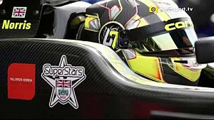 Lando Norris - my Pau Grand Prix