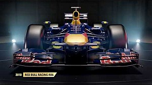 F1 2017 - Révélation de la Red Bull RB6 (2010)