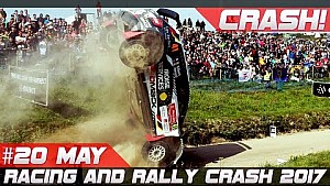 Week 20 May 2017 racing and rally crash compilation