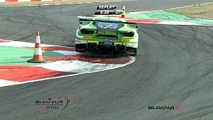Save of the day 3 - Ferrari 488 GT3 - Alexander Mattschull