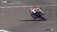 Komparasi riding style di Tikungan 14 - GP Argentina