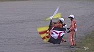 Marshall kibarkan bendera di MotoGP Jepang