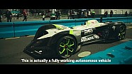 Roborace highlights in Parijs
