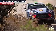 Rally Italia Cerdeña Shakedown - Hyundai Motorsport 2017