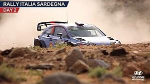 Ралі Італія - День 2  - Hyundai Motorsport 2017