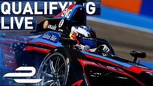 Pazar sıralama turları Formula E Berlin e-Prix