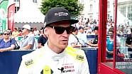 Le Mans 24 Saat 2017 - Oliver Webb röportajı