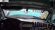 Salzburgring: Crash von Huff