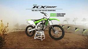 2018 KX250F tech video engine