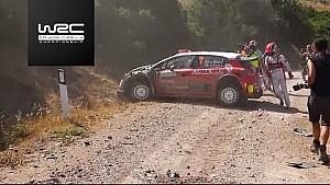 Rally Italia Sardegna 2017: Top 5 highlights