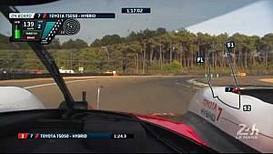 Kamui Kobayashi établit un nouveau record sur le circuit des 24 Heures du Mans