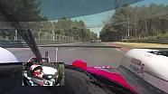 Le Mans 24 Saat 2017 - Nakajima ve Toyota #8 tam gaz